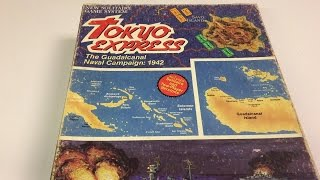Unboxing Video of Tokyo Express