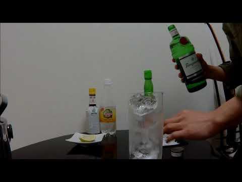 ジントニック(Gin and Tonic) カクテル Cocktail