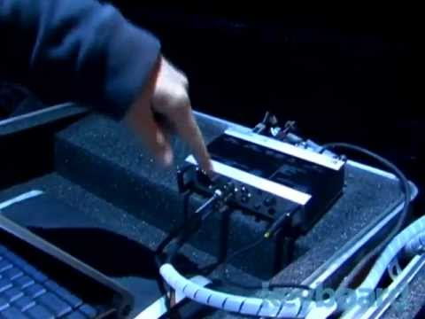 Infected Mushroom gives Keyboardmag a tour of their live gear (2009)