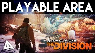 The Division - Map Size Update, Base of Operation Unlocks and More