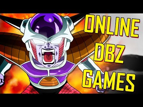 Dragon Ball Snowboarding & Ping Pong?? These Games are Weird... | Online Dragon Ball Games