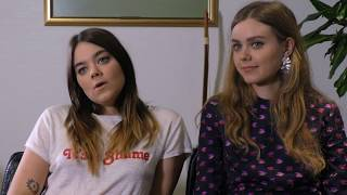 First Aid Kit interview - Klara and Johanna (part 2)