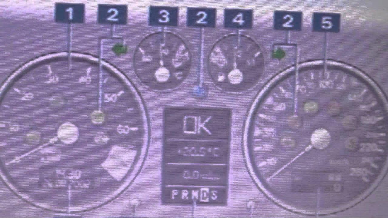 Audi Tt Mk1 Airbag Srs Dash Warning Light Symbol Lamp How To Remove Bmw Dashboard Lights Symbols On Car Wiring Schematic