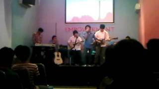 At Your Cross (full band) in iMusic