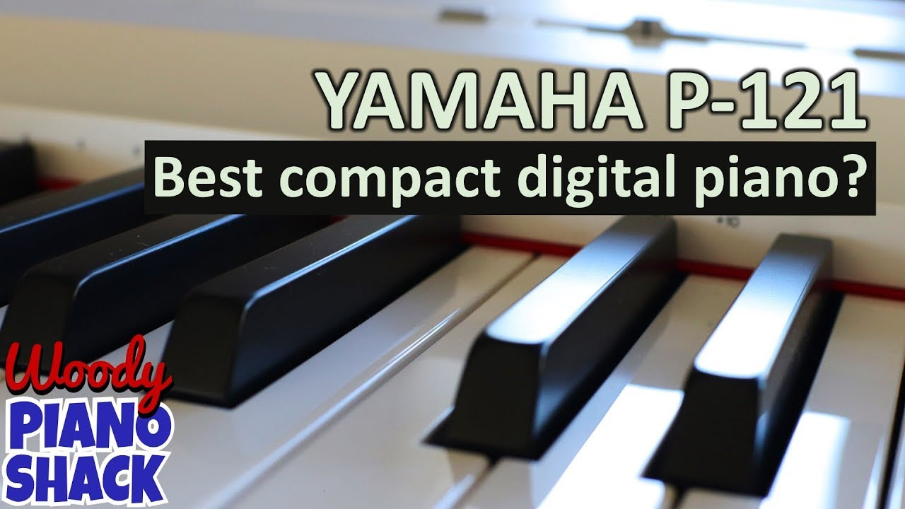 yamaha p121 review and digital piano buying advice youtube. Black Bedroom Furniture Sets. Home Design Ideas