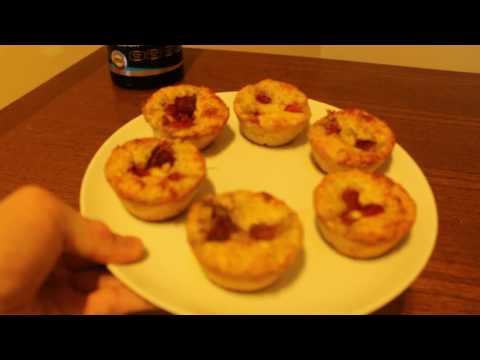 recette-:-muffins-protéinés