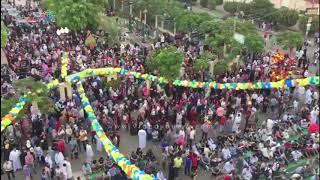 دوت مصر | أهالى مصر الجديدة يؤدون صلاة عيد الأضحى بمسجد أبو بكر الصديق