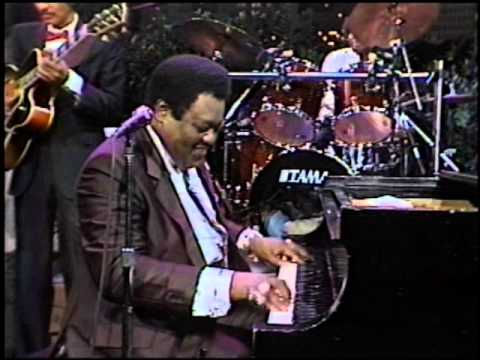Fats Domino & Dave Bartholomew - Live in Austin 1986 - [DVD 2 - part 03]