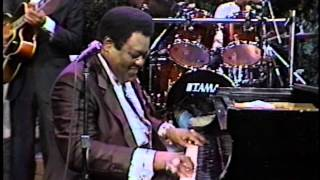 Fas Domino & Dave Bartholomew - Live in Austin 1986 - [DVD 2 - part 03]