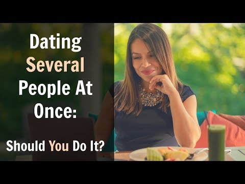 Dating Several People At Once: Should You Do It ??