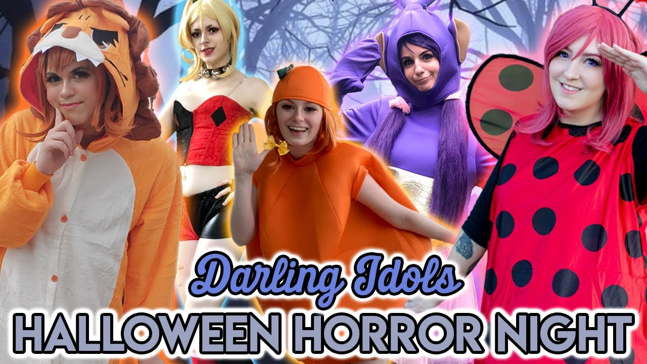 HALLOWEEN HORROR NIGHT by Darling! Idols - No Brand Girls & Pops Heart Dance Covers [LOVE LIVE!]