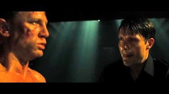 Balls whip scene: Casino Royale (High Quality)