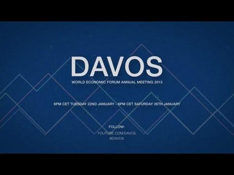 World Economic Forum - Annual Meeting 2013 - Davos, Switzterland