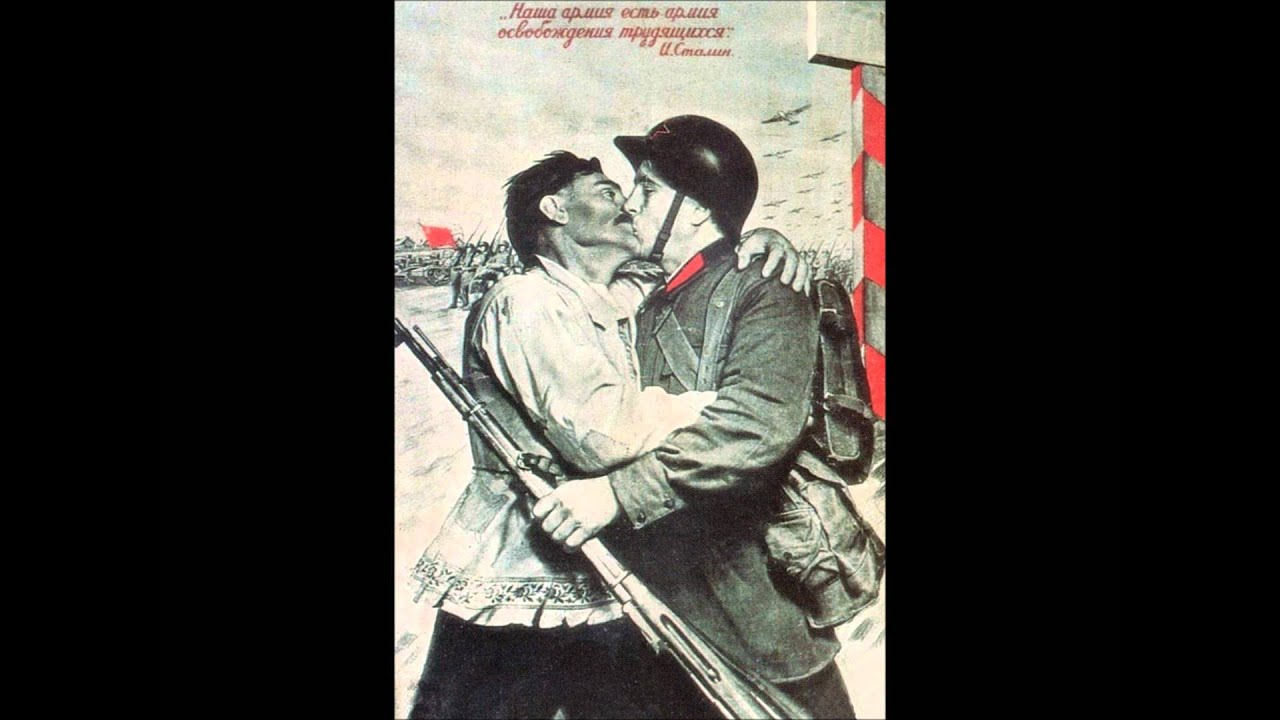 The Alexandrov Red Army Ensemble Choir Of The Red Army Of The U.S.S.R. Song Of The Plains - The White Whirlwind