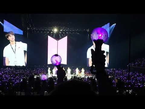 BTS ENDING SPEACH + 'ANSWER: LOVE MYSELF' (BERLIN 16.10.2018)