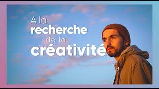 A la recherche de la créativté - (FILM) - Théo Chaudet