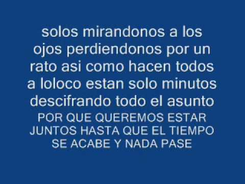 Solos  Plan B FT. Tony Dize letra