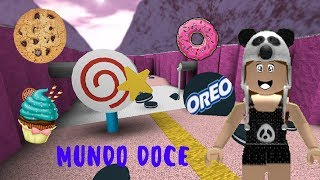 The Candy World (ROBLOX) Candy Obby