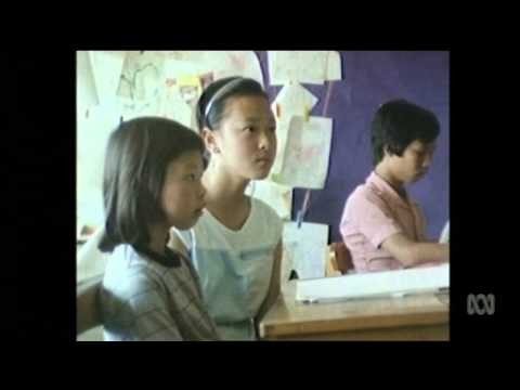 Immigration & A Vietnamese Family in Australia - 'Antenna' (18/3/85)