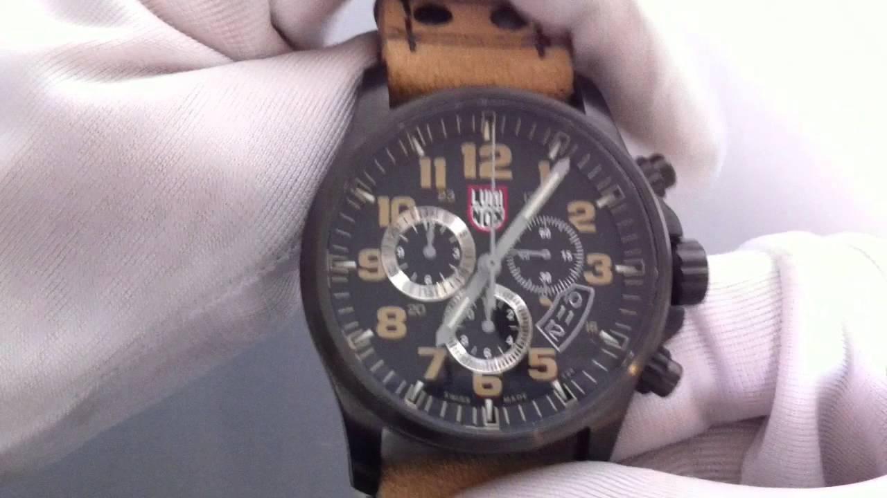 Men U0026 39 S Luminox Atacama Field Chronograph 1840 Watch 1845