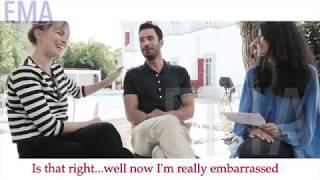 Bariş Arduç Interview with Vogue TV, 2016 ~ English Subtitled