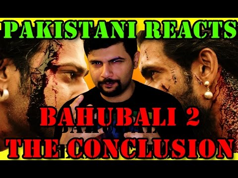 Thumbnail: Pakistani Reacts to Baahubali 2 - The Conclusion | Official Trailer