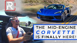 The 2020 Chevy C8 Corvette is the Bargain Mid-Engine Supercar of the Decade