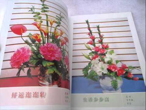 Giới thiệu sách làm hoa voan - tập 4.wmv