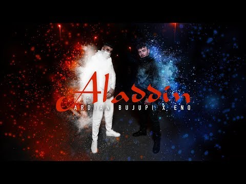 Ardian Bujupi X Eno - ALADDIN 🔮 (Official Audio)