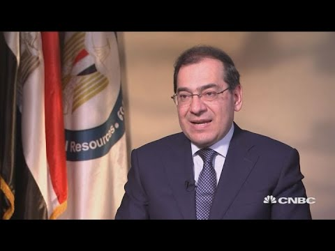 Why Egypt's petroleum min expects more FDI into oil sector | Street Signs Asia