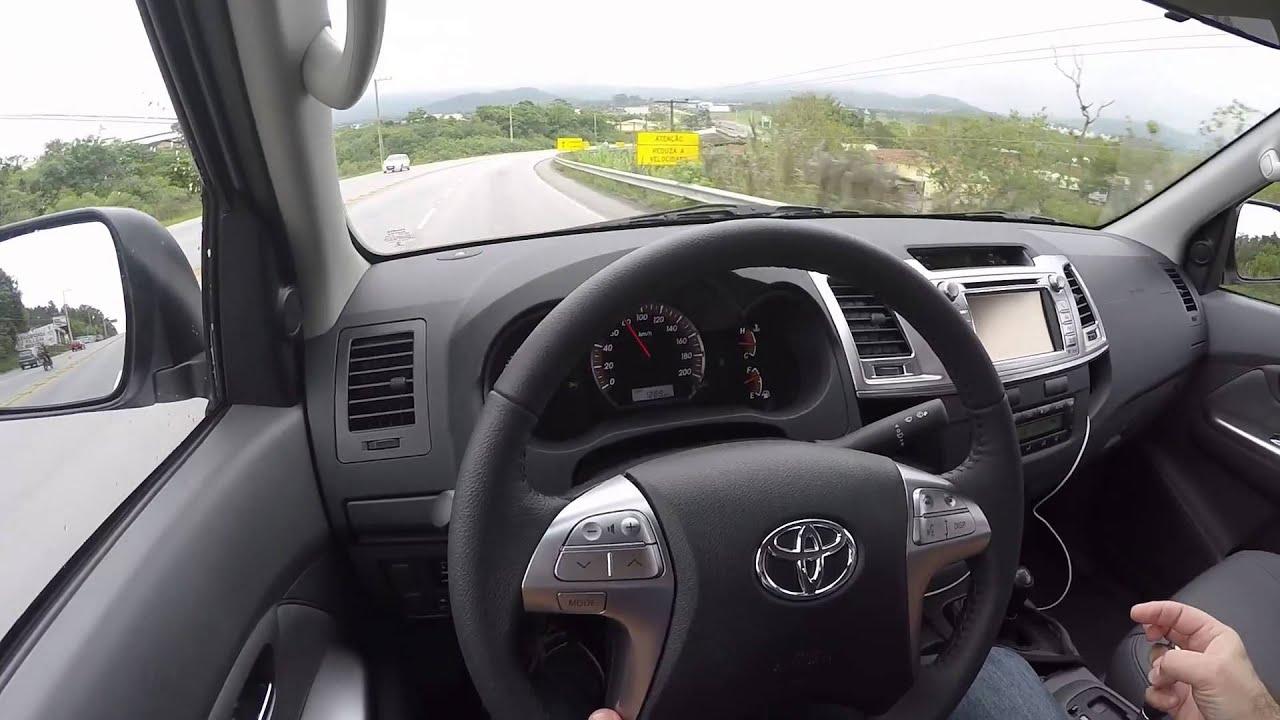 Opinião Toyota Hilux 2.7 Flex Aut. 4x4 2015 - Parte 1: Por que uma Flex? - YouTube