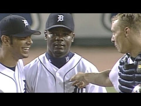 Fernando Rodney gets his first big league save in 2003