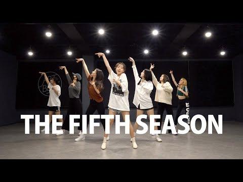 OH MY GIRL 오마이걸 - THE FIFTH SEASON 다섯번째 계절 | 커버댄스 DANCE COVER | 안무 거울모드 MIRRORED | 연습실 PRACTICE Ver.