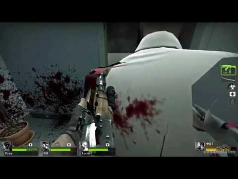 I LOVE THE SMELL OF DEATH IN THE AIR|LEFT 4 DEAD 2  DEAD AIR
