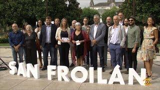 Noticia de Lugo: Presentación San Froilán 2018
