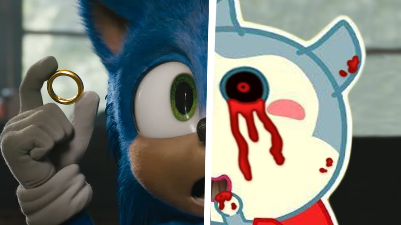 Sonic vs Wolfoo EXE - Sonic The Hedgehog Movie Choose Your Favorite Design Characters