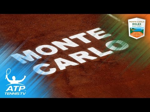 Nadal, Djokovic, Carreno Busta in Top Five Shots | Monte-Carlo Rolex Masters 2017 Day 5