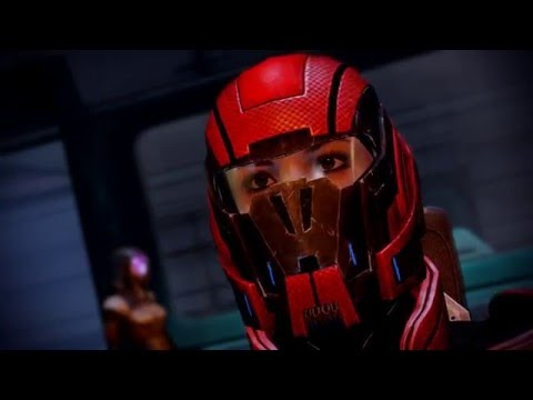 Mass Effect 2 Part 51 - N7 Wrecked Merchant Freighter, Aband