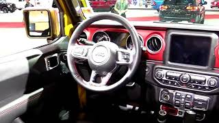 2018 Jeep Wrangler Unlimited Rubicon Edition Pro Design Special Limited First Impression Lookaround