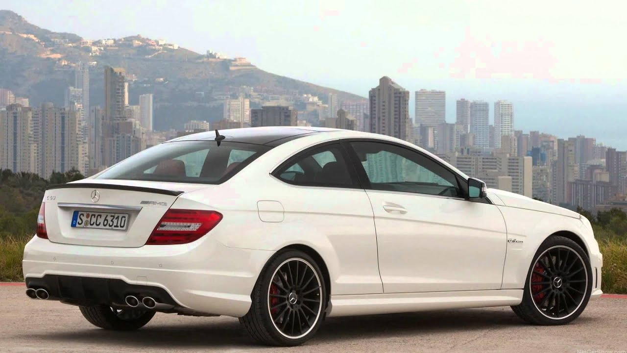 2012 mercedes benz c63 amg coupe youtube - 2012 mercedes c63 amg coupe ...