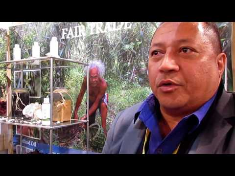 Niue Vanilla International - Stanley Kalauni, PT&I Pacific Hub, Ak Food Show