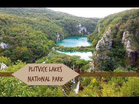 plitvice lakes national park croatia - YouTube