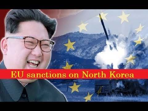 Indian Media : EU sanctions on North Korea (In Hindi)