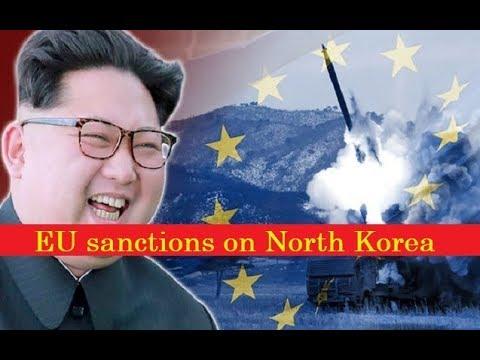 Indian Media : EU sanctions on North Korea (In Hindi)