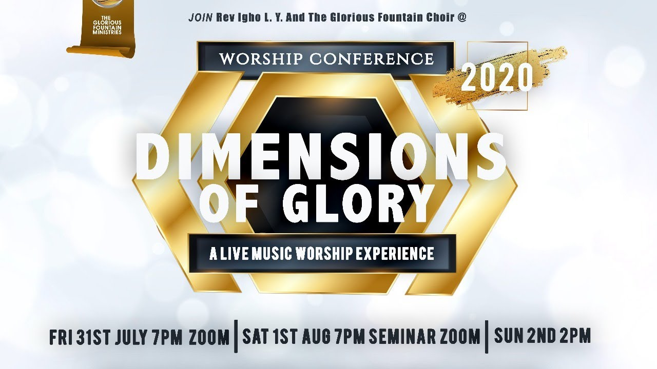 WORSHIP CONFERENCE DAY 2