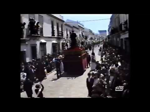 Hermandad de Jesús Nazareno (San Juan Evangelista) Marchena Año 1992