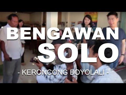 Bengawan Solo ( Keroncong Version ) - Soto Rumput Boyolali, August 26, 2013