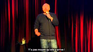 Louis C K - How to make a rat cum / Comment faire jouir un rat (VOSTFR / sous-titres en Français)