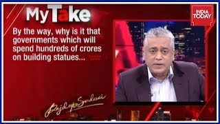Indian Govt Spends Crores On Statues But Not For Kerala Flood Relief? | Rajdeep's My Take