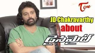 JD Chakravarthy Special Interview about Dynamite